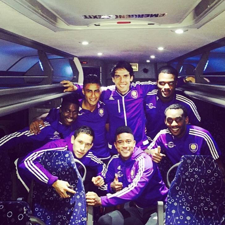 3points with the squad and off to the next #OrlandoCity http://t.co/Xq3Dk6TRLU