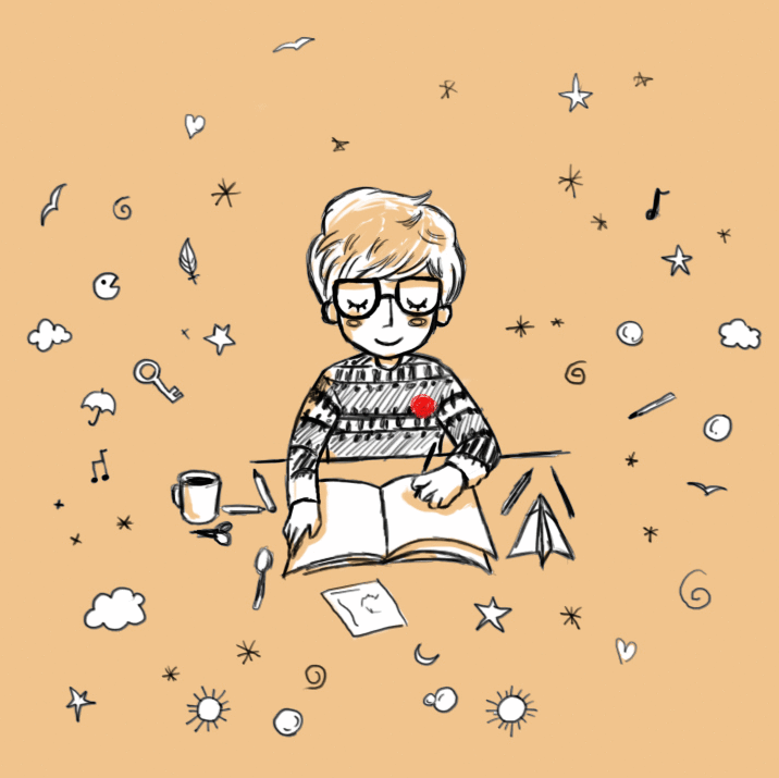 RT @hitRECord  It's time to do some writing! Post your stories here: http://t.co/9unAWL81Mn #WeeklyWritingChallenge http://t.co/LIhkgnPfSq