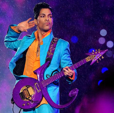 Happy birthday Prince. Born on this day 7th June 1958.