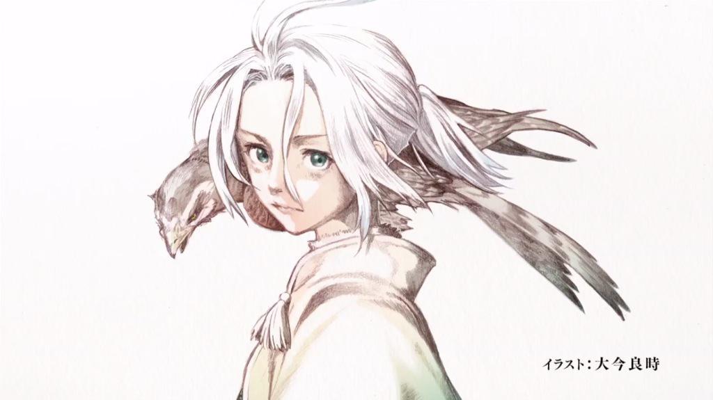 TVアニメ『アルスラーン戦記』第10話のエンドカードイラストは大今良時先生にご担当いただきました♪ありがとうございました