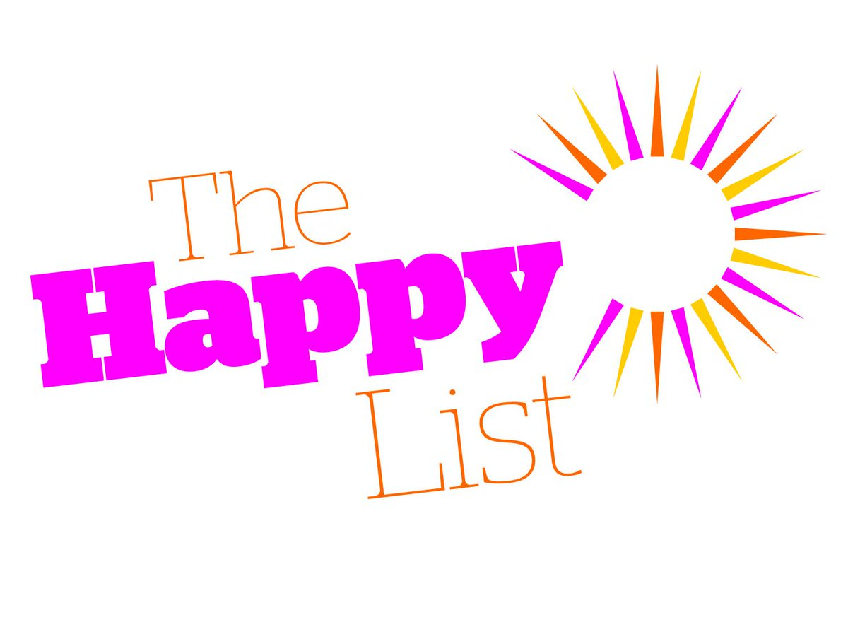 The Happy List 2015 is out today, meet the people who make Britain better http://t.co/Gwr81CPjSa @happylist100 http://t.co/iMosTFDVWJ