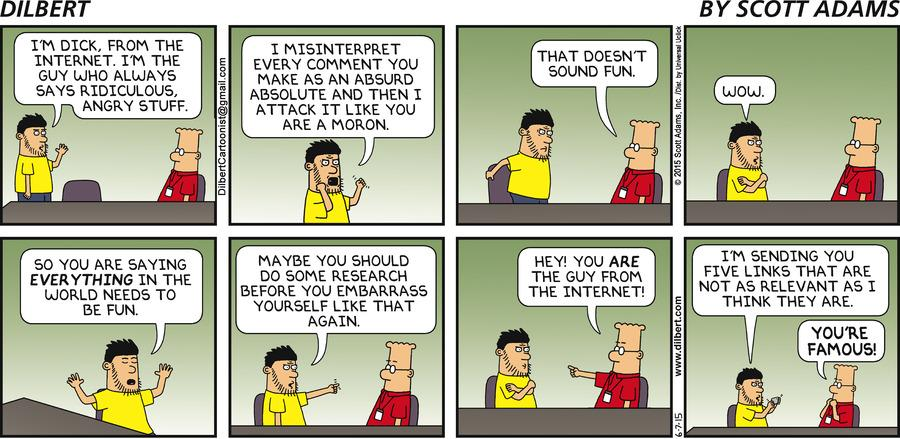"""I'm Dick, from the internet."" @dailydilbert ht @zeno001 http://t.co/4OE2pQKq0p"