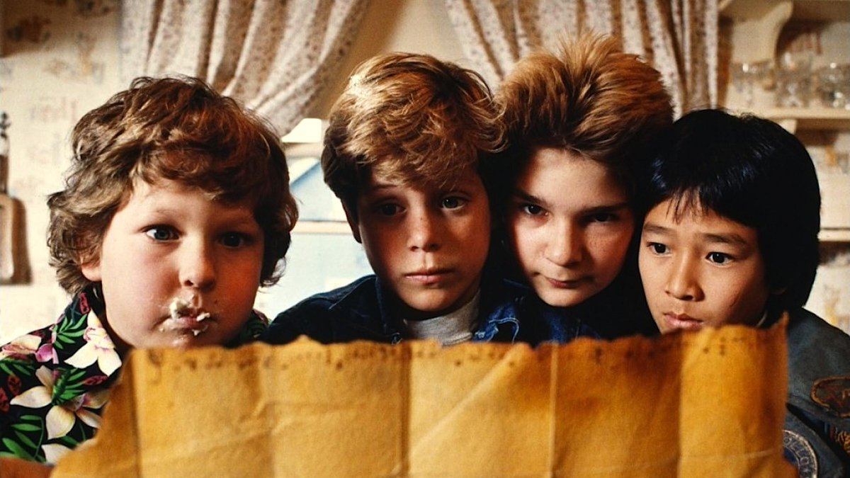 Happy 30th to The Goonies! Originally released on June 7, 1985. http://t.co/42YjkMGiNR