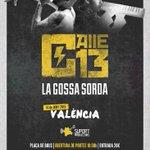 VALENCIA: Solo nos queda una semana para brindar por El Aguante! http://t.co/t2OwEyfGlO http://t.co/pZIWeXVum8