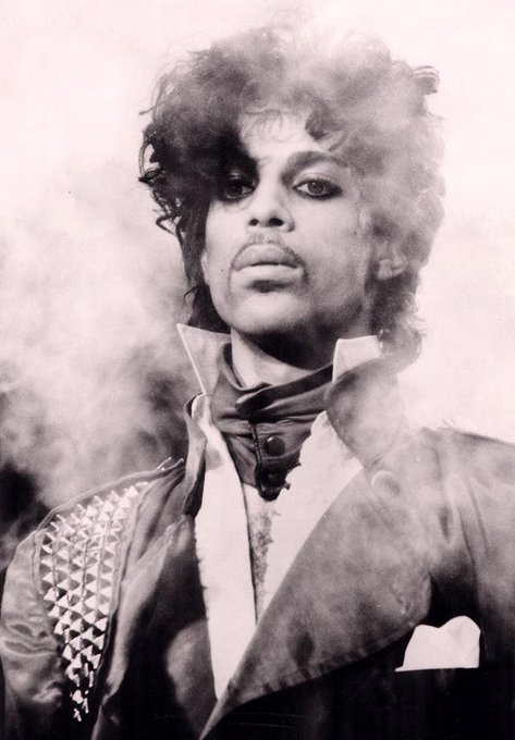 Happy Birthday to the indefinable artist currently known as - Prince.