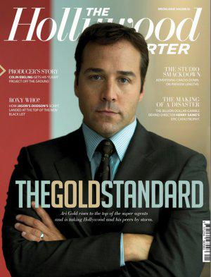 Entourage Movie: The Hollywood Reporter Cameo
