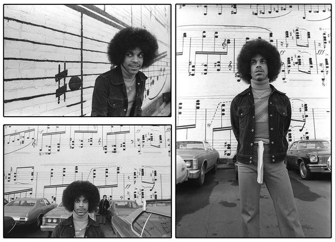 Happy 57th birthday to Prince!