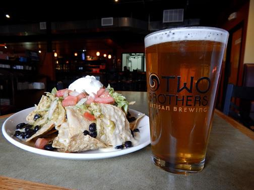 Hungry? Thirsty? Our #Foodiechats Sponsor on 6/8 @TwoBrothersBeer has you covered on both! Love to have you join us! http://t.co/05kDwkJQ3M