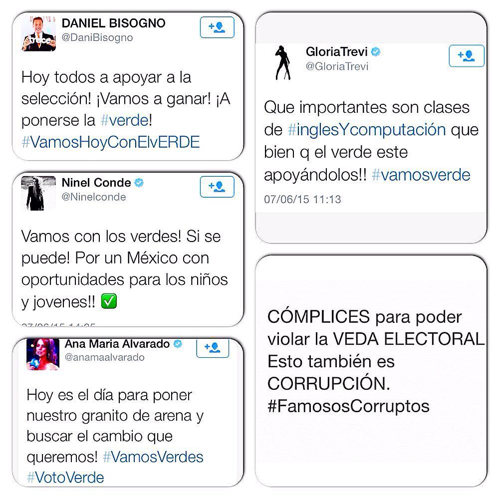 HOY: @MemoMartinez: '#FamososCorruptos Si estas de acuerdo dale retwitt . ' http://t.co/463VGcDqMl, see more http://t.co/GbdzIwpy5H