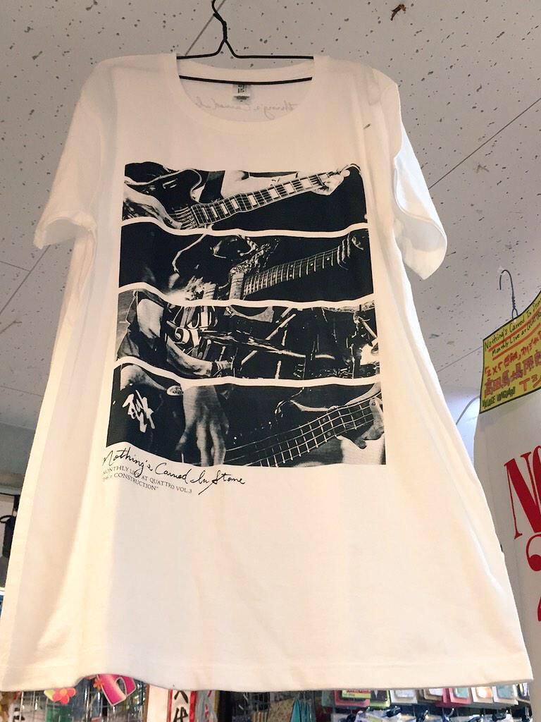 \Nothing'sコラボTシャツ再入荷いたしました!!/ 今回のサイズは、S,M,L,XLの4種類!!!! 入荷が大変少ないので、お早めのご来店お待ちしております!! http://t.co/TM2veUNgp5