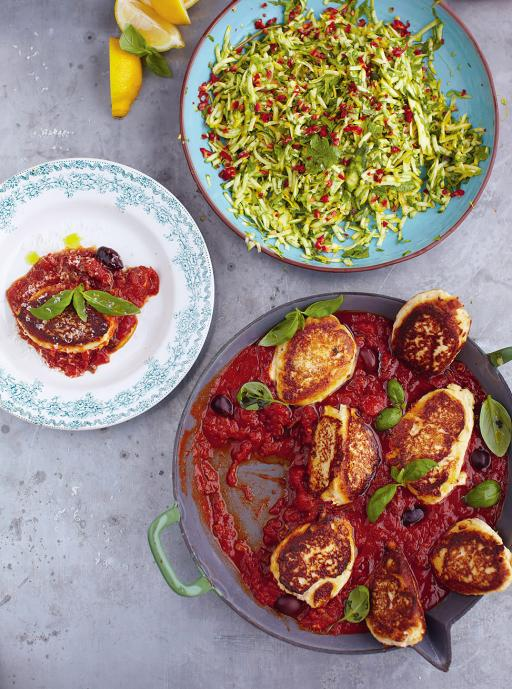 #Recipeoftheday ricotta fritters & courgette salad - a super-quick #MeatFreeMonday supper http://t.co/er0eY4ih13 http://t.co/03sGa7LejK