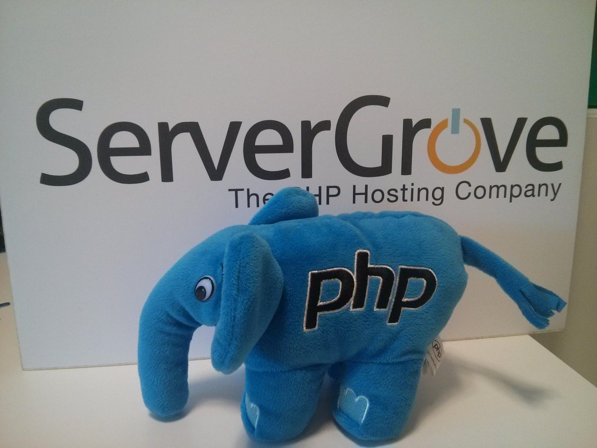 ServerGrove Networks (@servergrove): Happy birthday #PHP! Thank you for 20 amazing years, we owe you so much at ServerGrove ❤️ #20yearsofphp http://t.co/2TYJCdQ9e2