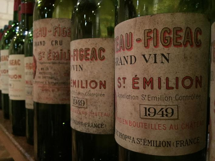There's history. There's magic. There's wine. Here they were the same thing. http://t.co/DbPHwWJVaR
