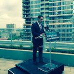 Minister @DavidOrazietti is speaking about the Protecting Condominium Owners Act #onpoli http://t.co/yaf5nyeZiq http://t.co/5jEtymVirG