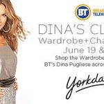 Ready, set, shop! Dinas Closet Wardrobe + Charity Sale June 19 & 20! @DinaPugliese @BTtoronto #YorkdaleStyle http://t.co/5pQPcxFuZT