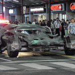 Exclusive pictures from the set of #SuicideSquad last night in #Toronto via @AimlessAndru http://t.co/R1aZMUI4Yj