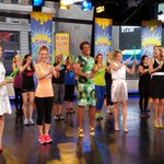 Never a dull moment here at @GMA! @RobinRoberts @arobach @LaraSpencer @Ginger_Zee