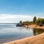 """Саратов. Волга. Остров """"Покровские пески"""". http://t.co/LobZvLWqk4"""