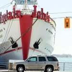 Weather permitting, Captain Johns will now be leaving Thursday at 10AM. #Toronto #TOpoli http://t.co/ZLHi0OVFTm
