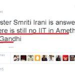 Hahahaa... Pappini... Yeh sawal bahut saal pehle apne baap se poochna tha na? LOL! @ndtv @Timesnow https://t.co/dj5RLIGMx7
