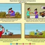 #SuccessStory - #SaalEkShuruaatAnek: Department of Agriculture &Cooperation @AgriGoI http://t.co/8aoyiK7tDd