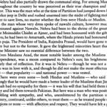 For me, #Nehru is best remembered in Vikram Seths A Suitable Boy #RememberingNehru cc @vsengupta http://t.co/TdW0ar7nw7