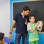 http://t.co/0kqJPZna6w Cayetano Rivera visita Aldeas Infantiles de La Chana, un centro rehabilitado con fondos suyos http://t.co/zwGADLxe6F