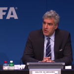 FIFA press conference: 'The timing may not be the best but FIFA welcomes this process [re the Swiss investigation] http://t.co/CTdraks2Dq