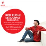 By Popular Demand, Its all about @airtelNigeria #RedRush Click http://t.co/pQefvtzE7e to learn more http://t.co/EfVQSsAGtz