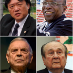 U.S. charges 14 in FIFA corruption investigation. Latest: http://t.co/mDrdZrhC6V http://t.co/leNPyTbMLg