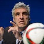 No es un buen día para la FIFA, pero puede ser un buen día Esto dice el portavoz de la FIFA. http://t.co/zk1lklPCea http://t.co/hk914ZAhC4