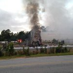 More photos and info on crash blocking I-26 http://t.co/etEmo7Oad0 http://t.co/78MCIGuMEa