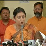 It is astounding that while the Gandhi family has ruled that bastion for 60years they have done nothing: Smriti Irani http://t.co/v4Wluac3Ub
