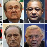Los 9 altos cargos de FIFA y 5 ejecutivos acusados de lavado de dinero, extorsión y fraude http://t.co/WcMFMQO2oe http://t.co/wnbtlXV4fH