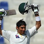 Happy Birthday to the scorer of the joint-fastest Test century, Misbah-ul-Haq! http://t.co/7TKScVCjA9