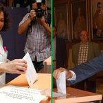 #EleccionesUGR Las urnas deciden: rectora o rector http://t.co/QJvrvyOAzs http://t.co/To0BQw77R8