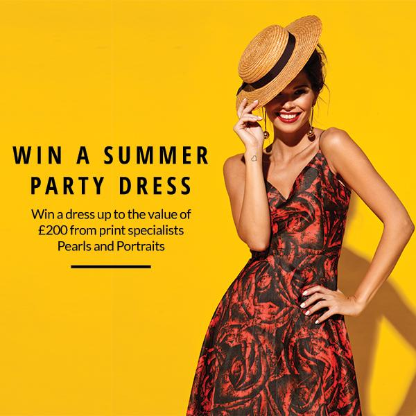 #GIVEAWAY! #Win a @PearlsPortrait summer dress! Just follow @teamLBD and retweet this message: http://t.co/hkrpmYFmNv http://t.co/aUuLpbFDK2