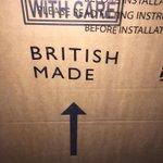 British made its what we do @doncaster_uk #KPRS @Rotherhamis #barnsleyisbrill #britishvalues #london #Leeds http://t.co/Kkw80m3qaN