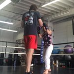 A few shots from @KingswayBoxing during our #LiveEye segment on @BTtoronto! http://t.co/SrGTgGGmqj
