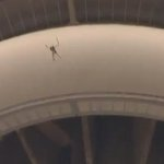 ICYMI: Parachutist leaps from CN Tower for Pan Am promo http://t.co/lyc1otvG7v #Toronto http://t.co/pqr6sgLYcR