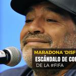 #FIFA: Maradona advierte a Blatter >> http://t.co/lSFOlA3z6h http://t.co/SvtCrB7wry