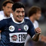 """""""Cuando lo avisé, me trataron de loco"""". Maradona ya sabía lo que se cocía en la FIFA... http://t.co/vTy9sUHgJT http://t.co/f5ZwGm4lFE"""