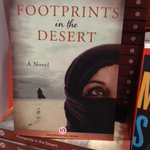 At #BEA15? Swing by booth #2748 for a galley of FOOTPRINTS IN THE DESERT by @MahaKimberly! http://t.co/2LQ7bTtcuD