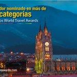 Apoya a #Ecuador en World Travel Awards, nuestro puede lograr más reconocimientos mundiales http://t.co/PvcUmaAfMh http://t.co/H4laZB49Vm