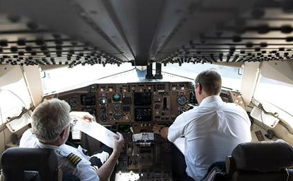 FAA and Industry Will Study Pilot Fitness