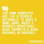 A touchdown, home run, three-pointer and an awesome brag. #IowaBrag http://t.co/Q8YT1ghPaJ