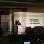 #Mintelizate Ministro #AugustoEspin expone los servicios que ofrecen el Mintel y adscritas en servicios ciudadanos. http://t.co/pDvHjkTKJ4