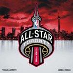 Presenting the official logo of the 2016 @NBAAllStar Game in Toronto! #NBAAllStarTO http://t.co/gmu1ZKZu8z http://t.co/ayr2sLj81Y