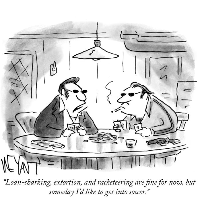 Via @NewYorker daily cartoon http://t.co/BC1QirYhnb