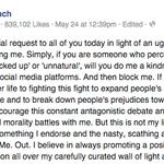 Evanna Lynch banished all her homophobic followers with Luna Lovegood http://t.co/3Ykq0SXrhG http://t.co/CQklDj7qWu